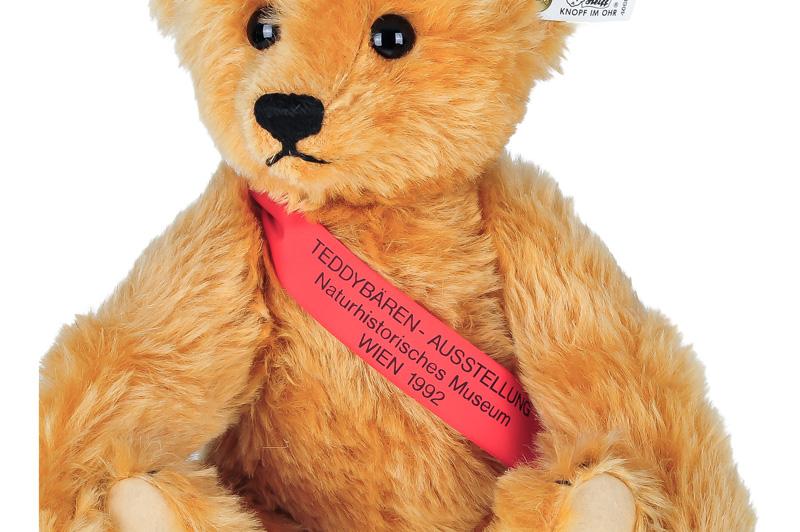 Steiff 1992 Vienna Teddybear Vienna n406034Antique Exhibition TklPOZuwXi