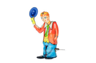 Tin Toy clown jonny