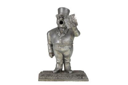 Cigar Cutter Singing Man