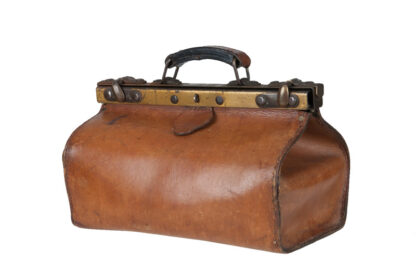 antique doctor's bag