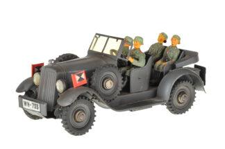 Kübelwagen Wehrmacht Hausser WW2