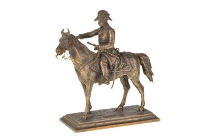 Reiterstatuette radetzky