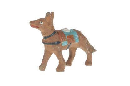 Elastolin Rot Kreuz Hund