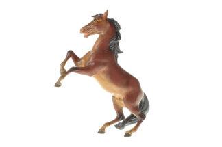 Bronze Pferd Bermann