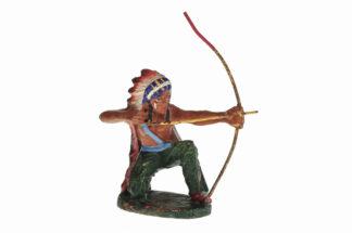 Elastolin Indianer