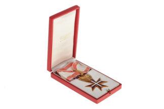 Großes Goldenes Ehrenzeichen für Verdienste um die Republik Österreich