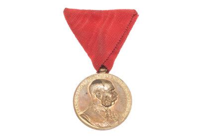 Goldene Jubiläums Erinnerungsmedaille 1898