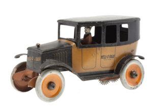 Ferdinand Strauss Yell-O-Taxi