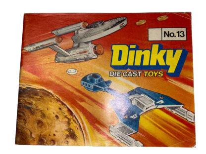 Dinky Toys Catalog No13