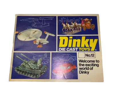 Dinky Toys Catalog