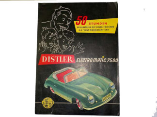 Distler Porsche 356