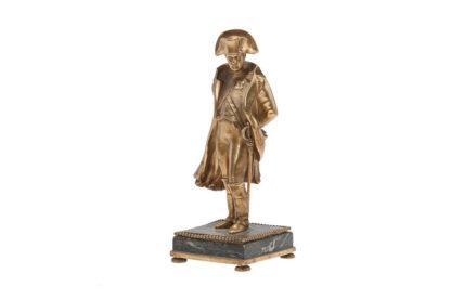 Bronzefigur, Statuette,Napoleon Bonaparte