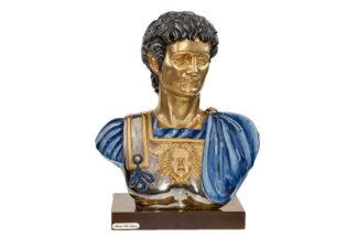 CAPODIMONTE Edoardo Tasca römischer Feldheer
