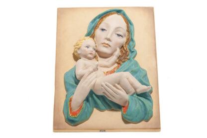 Keramos Madonna mit Kind