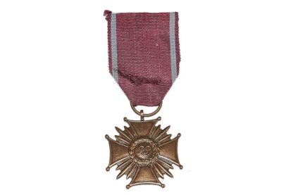 ORDEN Medal Bronze Cross of Merit Polen