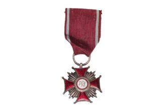 ORDEN Medal Silver Cross of Merit Polen