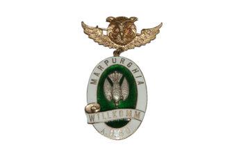 SCHLARAFFIA Orden Marpurghia Willkomm A.U.40