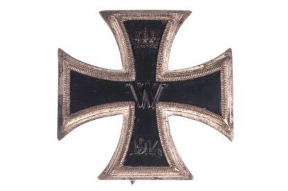Eisernes Kreuz 1 Klasse EK1 WW1