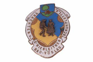 Abzeichen Trachten und Schuhplattl Verein Bad Vöslau D'Riesleitner