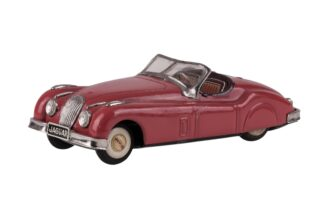 Bandai Jaguar XK-140 Tin Toy