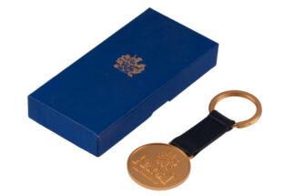 Piaget Schlüsselanhänger Key Chain automatic P 500 in Originalschachtel
