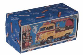 TCO Tippco Leerkarton für VW Bus Coca Cola (Repro Karton)