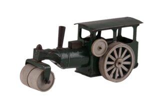 Tri-Ang Minic Dampfwalze mit Uhrwerk Steam Roller