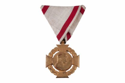Jubiläumshofkreuz 1848-1908 am Band Kaiser Franz Josef Orden KuK
