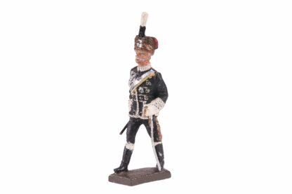LINEOL August von Mackensen in Husaren Uniform