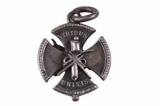 Patriotisches Abzeichen Viribus Unitis KuK WW1
