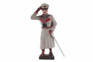 SCHUSSO General im Mantel