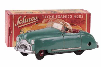 Schuco Tacho Examico 4002 OVP