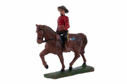 Tipple Topple Kanadier auf Schrittpferd