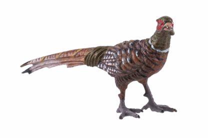 Bronzefigur Fasan