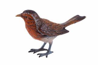 Bronzefigur Vogel
