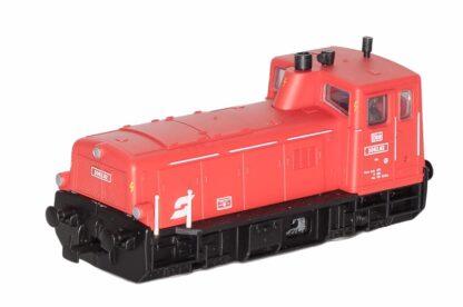Kleinbahn H0 Diesel Verschublok ÖBB 2062.62 OVP