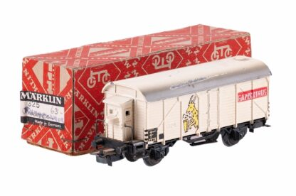 Märklin H0 324 Güterwagen Gambrinus