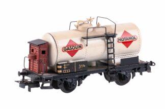 Märklin H0 Tankwagen Gasolin 314