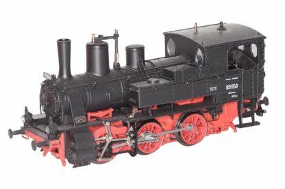 Rivarossi 1384 Dampflok DR 89 658 OVP