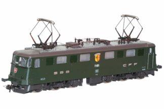 Rivarossi 1345 H0 Dampflok BR 39 127 DB OVP