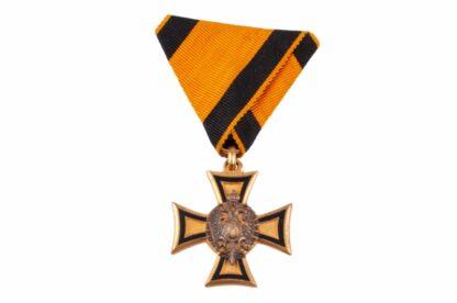 Militärdienstzeichen für Offiziere Orden 2. Kl. für 40 Jahre