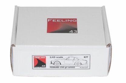 FEELING43 1:43 Kit Ferrari 250 GT Lusso