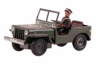 GÖSO Military Jeep Militär Police MP