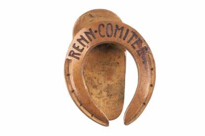 Pferderennen Jockey Pin Badge Abzeichen Renn Comitee