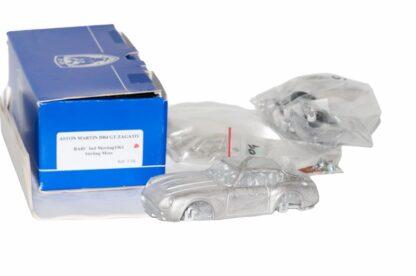 LE PHOENIX / MF43 1:43 Kit Aston Martin DB4 Zagato BARC Int. Meeting 1961