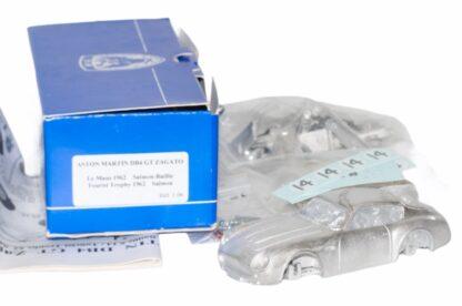 LE PHOENIX / MF43 1:43 Kit Aston Martin DB4 Zagato Le Mans 1962