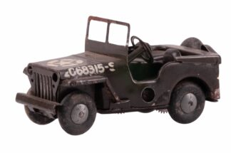 MINIC Toys / Tri-Ang Military Jeep