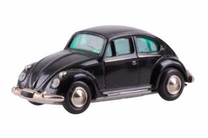 Nutz / Schuco Micro Racer 1046 Volkswagen VW schwarz