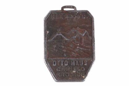 ULLA Abzeichen Rax Otto Haus Camillo Kronich