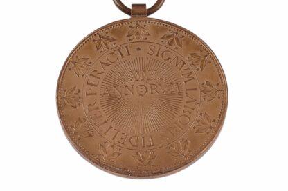 Ehren Medaille für 40 Jahre Dienst00001